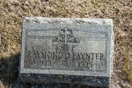 PAYNTER, RAYMOND D - Richland County, Ohio   RAYMOND D PAYNTER - Ohio Gravestone Photos