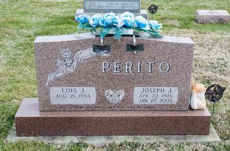 PERITO, JOSEPH J - Richland County, Ohio | JOSEPH J PERITO - Ohio Gravestone Photos
