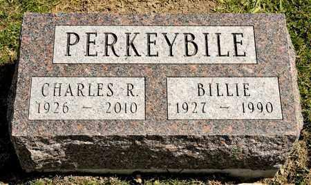 PERKEYBILE, BILLIE - Richland County, Ohio | BILLIE PERKEYBILE - Ohio Gravestone Photos