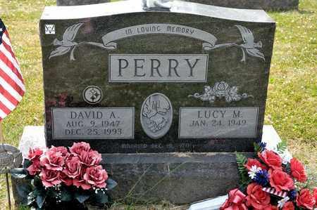 PERRY, DAVID A - Richland County, Ohio | DAVID A PERRY - Ohio Gravestone Photos