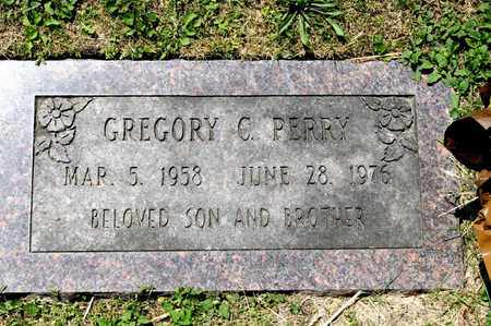 PERRY, GREGORY C - Richland County, Ohio | GREGORY C PERRY - Ohio Gravestone Photos