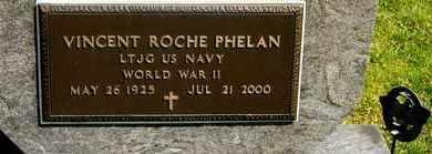 PHELAN, VINCENT ROCHE - Richland County, Ohio | VINCENT ROCHE PHELAN - Ohio Gravestone Photos