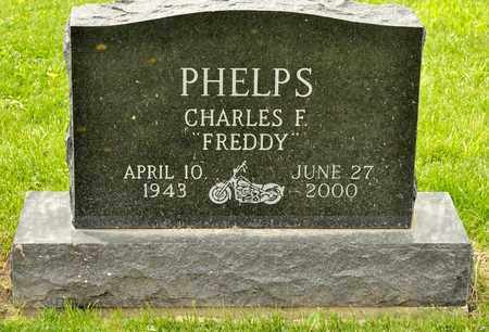 PHELPS, CHARLES F - Richland County, Ohio | CHARLES F PHELPS - Ohio Gravestone Photos