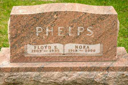 PHELPS, FLOYD S - Richland County, Ohio | FLOYD S PHELPS - Ohio Gravestone Photos