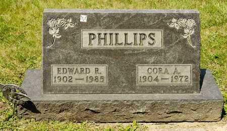 PHILLIPS, CORA A - Richland County, Ohio | CORA A PHILLIPS - Ohio Gravestone Photos
