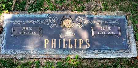 PHILLIPS, NELLIE - Richland County, Ohio | NELLIE PHILLIPS - Ohio Gravestone Photos