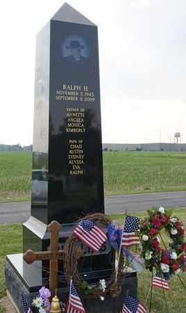 PHILLIPS, RALPH H - Richland County, Ohio   RALPH H PHILLIPS - Ohio Gravestone Photos