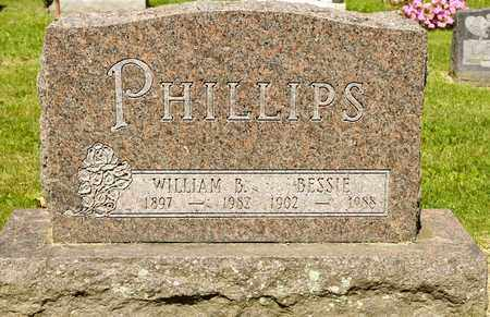 PHILLIPS, WILLIAM B - Richland County, Ohio | WILLIAM B PHILLIPS - Ohio Gravestone Photos