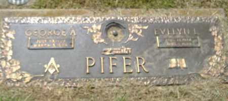 PIFER, EVELYN L. - Richland County, Ohio | EVELYN L. PIFER - Ohio Gravestone Photos