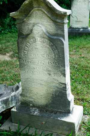 PIFER, JOHN - Richland County, Ohio | JOHN PIFER - Ohio Gravestone Photos