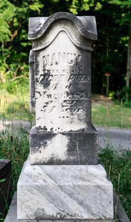 PIFER, NANCY - Richland County, Ohio | NANCY PIFER - Ohio Gravestone Photos
