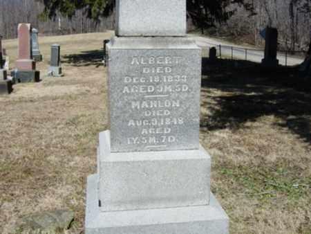 PITTENGER, ALBERT - Richland County, Ohio   ALBERT PITTENGER - Ohio Gravestone Photos