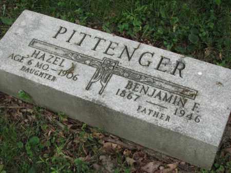 PITTENGER, HAZEL - Richland County, Ohio | HAZEL PITTENGER - Ohio Gravestone Photos