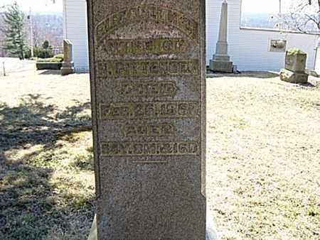 OSBUN PITTENGER, ELIZABETH C. - Richland County, Ohio | ELIZABETH C. OSBUN PITTENGER - Ohio Gravestone Photos