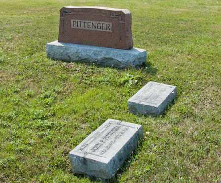 PITTENGER, JOHN F - Richland County, Ohio | JOHN F PITTENGER - Ohio Gravestone Photos