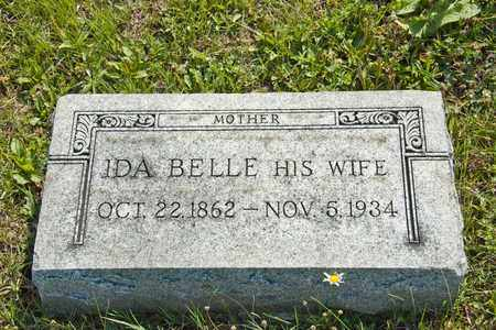 PITTENGER, IDA BELLE - Richland County, Ohio | IDA BELLE PITTENGER - Ohio Gravestone Photos