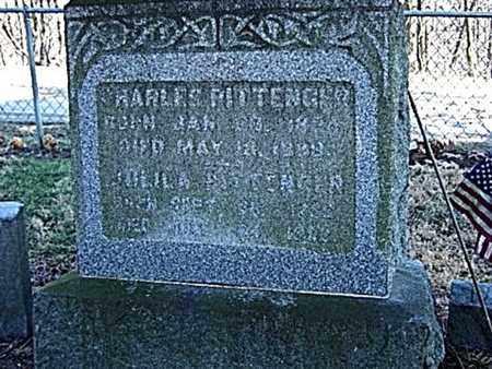 PITTENGER, JULIA - Richland County, Ohio   JULIA PITTENGER - Ohio Gravestone Photos