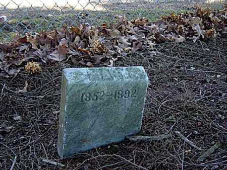 PITTENGER, MARY E. - Richland County, Ohio   MARY E. PITTENGER - Ohio Gravestone Photos