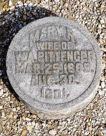 PITTENGER, MARY R - Richland County, Ohio | MARY R PITTENGER - Ohio Gravestone Photos