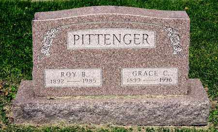 PITTENGER, GRACE C - Richland County, Ohio | GRACE C PITTENGER - Ohio Gravestone Photos