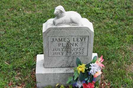 PLANK, JAMES LEVI - Richland County, Ohio | JAMES LEVI PLANK - Ohio Gravestone Photos