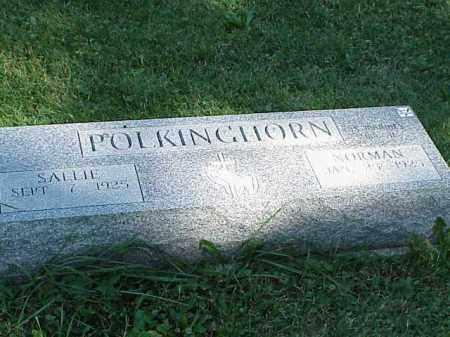 POLKINGHORN, NORMAN - Richland County, Ohio | NORMAN POLKINGHORN - Ohio Gravestone Photos