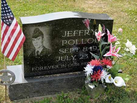 POLLOCK, JEFFERY A - Richland County, Ohio | JEFFERY A POLLOCK - Ohio Gravestone Photos