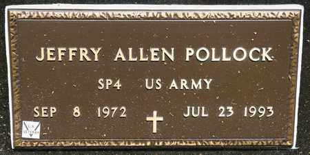 POLLOCK, JEFFRY ALLEN - Richland County, Ohio | JEFFRY ALLEN POLLOCK - Ohio Gravestone Photos