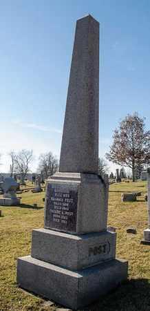 POST, PHOEBE A - Richland County, Ohio | PHOEBE A POST - Ohio Gravestone Photos