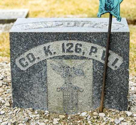 POTTER, G H - Richland County, Ohio | G H POTTER - Ohio Gravestone Photos
