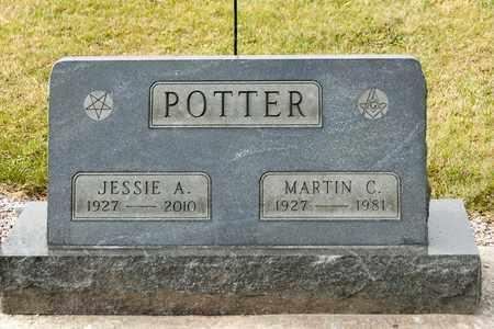POTTER, JESSIE A - Richland County, Ohio | JESSIE A POTTER - Ohio Gravestone Photos