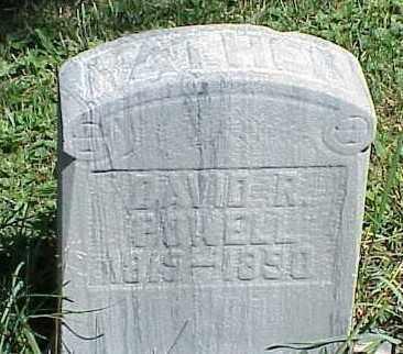 POWELL, DAVID R. - Richland County, Ohio | DAVID R. POWELL - Ohio Gravestone Photos