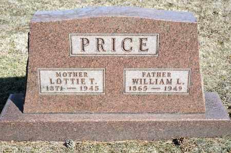 PRICE, WILLIAM L - Richland County, Ohio | WILLIAM L PRICE - Ohio Gravestone Photos