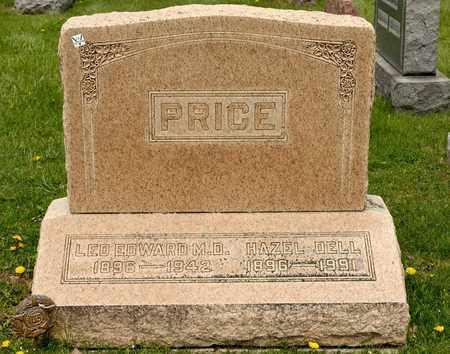PRICE, LEO EDWARD - Richland County, Ohio | LEO EDWARD PRICE - Ohio Gravestone Photos