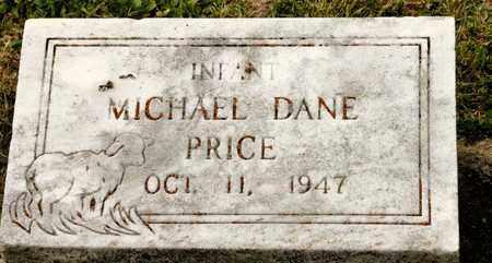 PRICE, MICHAEL DANE - Richland County, Ohio   MICHAEL DANE PRICE - Ohio Gravestone Photos
