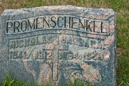 PROMENSCHENKEL, BARBARA - Richland County, Ohio | BARBARA PROMENSCHENKEL - Ohio Gravestone Photos