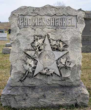 PROMENSHENKEL, LAWRENCE - Richland County, Ohio | LAWRENCE PROMENSHENKEL - Ohio Gravestone Photos