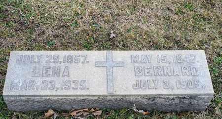 PROMENSHENKEL, BERNARD - Richland County, Ohio | BERNARD PROMENSHENKEL - Ohio Gravestone Photos
