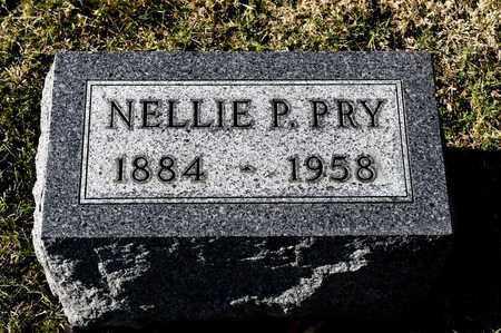 PRY, NELLIE P - Richland County, Ohio | NELLIE P PRY - Ohio Gravestone Photos
