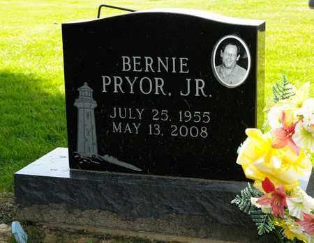PRYOR JR, BERNIE - Richland County, Ohio | BERNIE PRYOR JR - Ohio Gravestone Photos