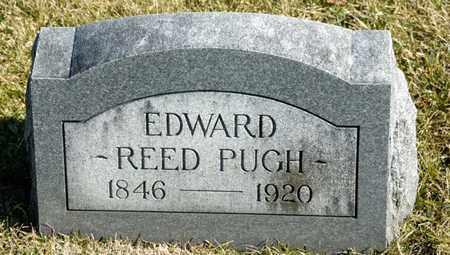 PUGH, EDWARD REED - Richland County, Ohio | EDWARD REED PUGH - Ohio Gravestone Photos