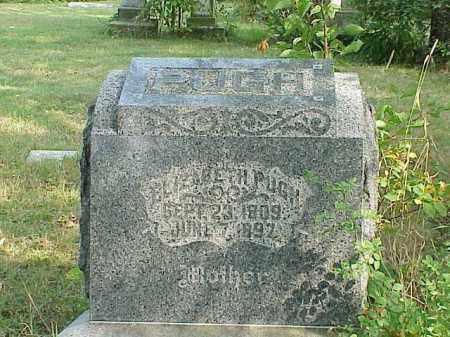 PUGH, ELIZABETH - Richland County, Ohio | ELIZABETH PUGH - Ohio Gravestone Photos