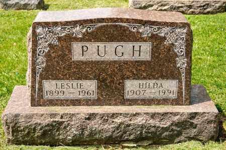 PUGH, HILDA - Richland County, Ohio | HILDA PUGH - Ohio Gravestone Photos