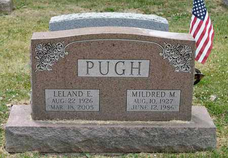 PUGH, MILDRED M - Richland County, Ohio | MILDRED M PUGH - Ohio Gravestone Photos