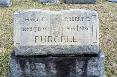 PURCELL, ROBERT E - Richland County, Ohio | ROBERT E PURCELL - Ohio Gravestone Photos