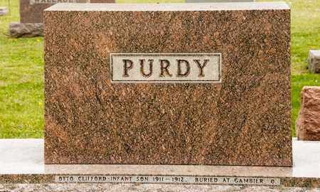 PURDY MAY, BERTAH - Richland County, Ohio | BERTAH PURDY MAY - Ohio Gravestone Photos