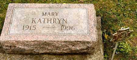 PURDY, MARY KATHRYN - Richland County, Ohio   MARY KATHRYN PURDY - Ohio Gravestone Photos