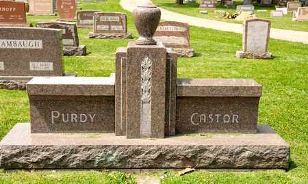 CASTOR, GRACE - Richland County, Ohio | GRACE CASTOR - Ohio Gravestone Photos