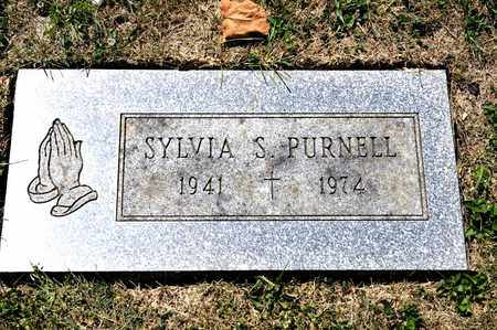 PURNELL, SYLVIA S - Richland County, Ohio   SYLVIA S PURNELL - Ohio Gravestone Photos