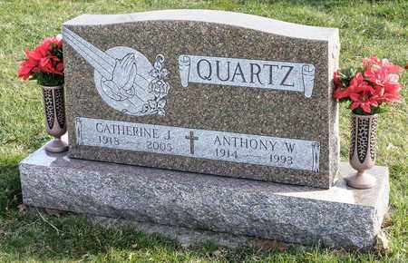 QUARTZ, CATHERINE J - Richland County, Ohio | CATHERINE J QUARTZ - Ohio Gravestone Photos